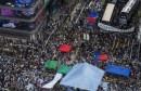 هونج كونج تحث على وقف الاحتجاجات وتحذر من احتلال المباني الحكومية