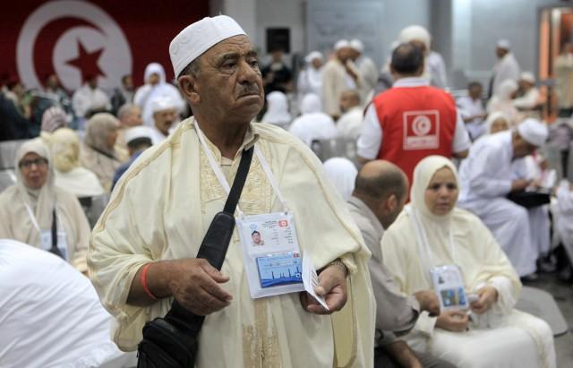 مغادرة 300 ناسك في أول وفد للحجاج التونسيين إلى البقاع المقدسة.