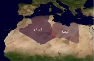ليبيا والجزائر