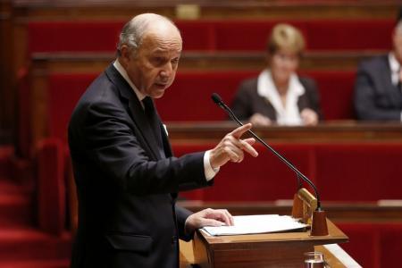 فرنسا ستعترف بالدولة الفلسطينية اذا فشلت الجهود السلمية