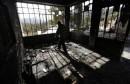سكان: مستوطنون يحرقون منزلا في قرية فلسطينية شمال رام الله