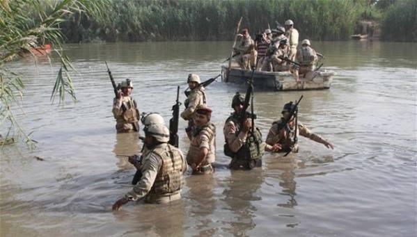 العراق-زوارق