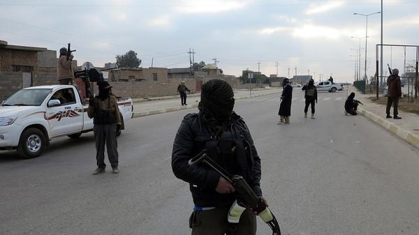 """""""داعش"""" بين """"فكي كمّاشة"""" في العراق وسوريا"""