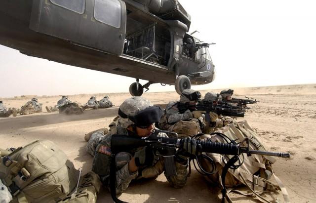 جيش امريكي