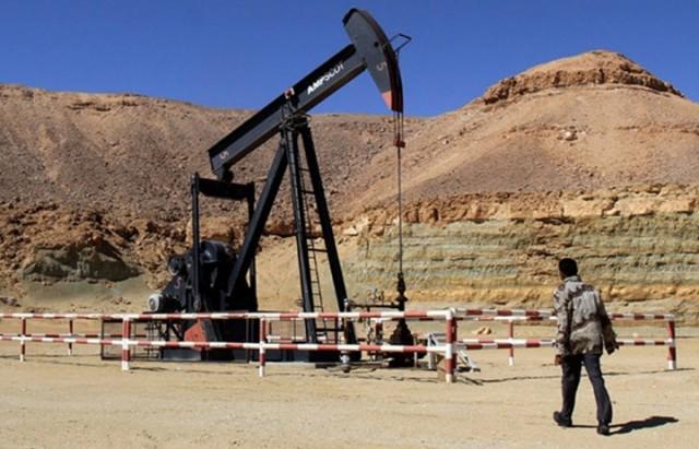 الفوار  نفط petrole