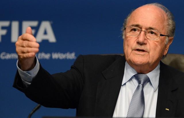 FOOTBALL : Reunion Extraordinaire du Comite Executif FIFA - Zurich - 17/07/2012