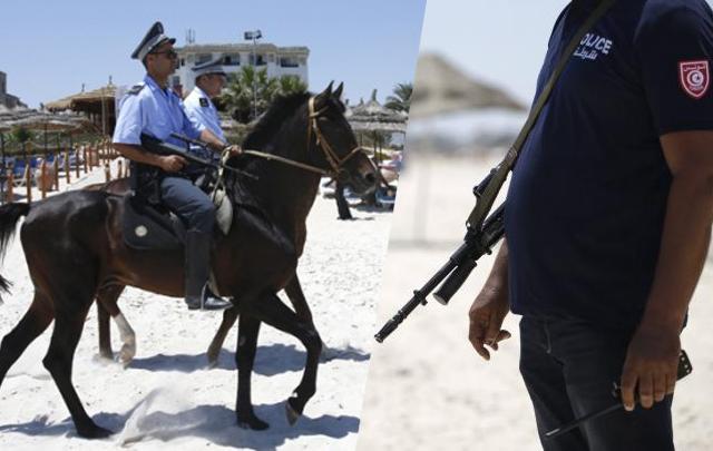 police-plage-tunisie