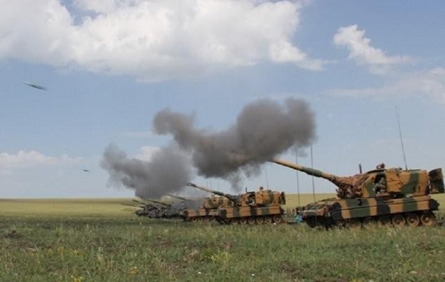 ARMEE TURK Türk Silahlı Kuvvetleri©