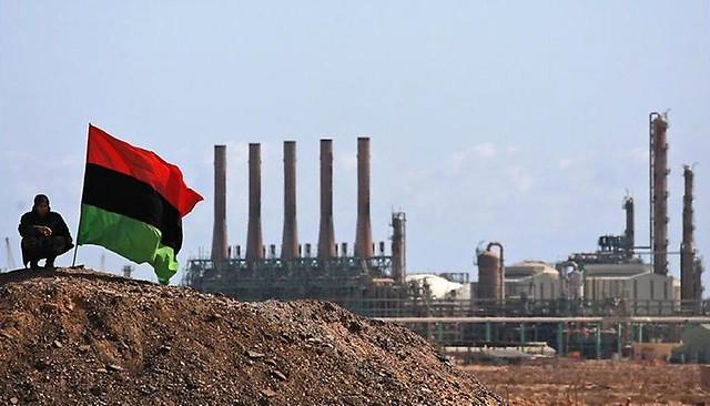 Libya-oil-sector