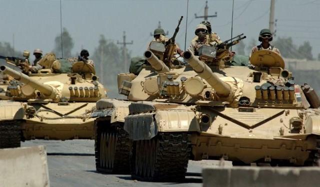 """انطلاق عملية كبرى لتحرير الانبار من سيطرة """"داعش"""""""