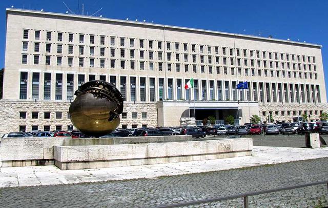 ministere-des-affaires-etrangere-italienne