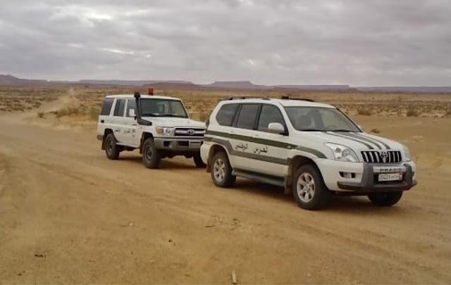 GARDE-NATIONAL حرس