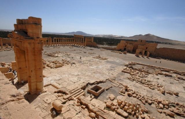 معبد-بل-في-تدمر
