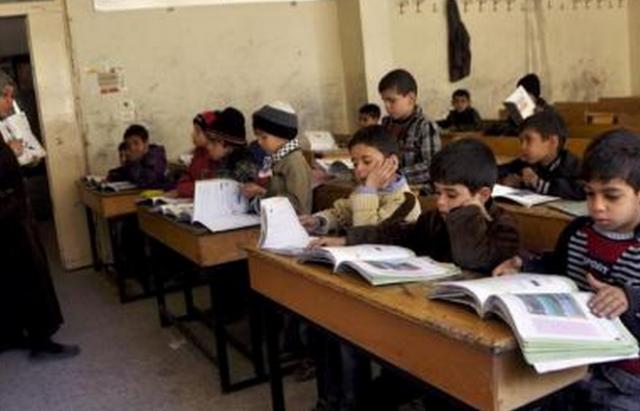 education syrie