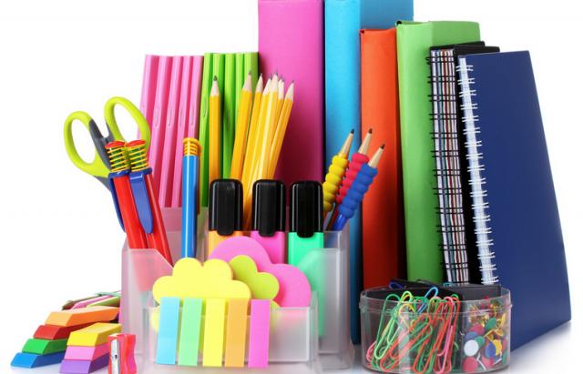 forniture-  مواد مدرسية