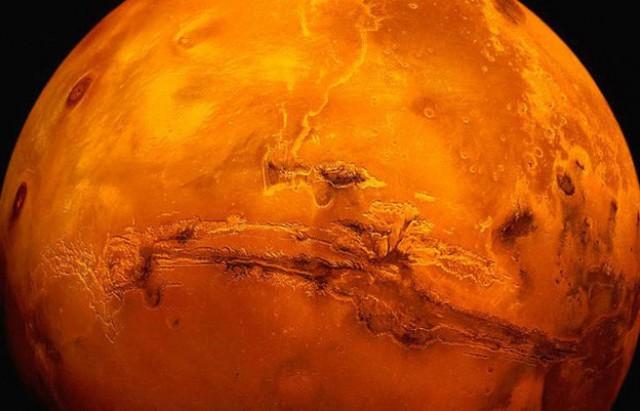 nasa mars  planet astronomie  مارس
