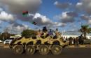 LIBYA-CONFLICT-ARMY-DEMO