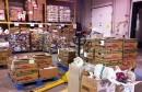 réserves alimentaires