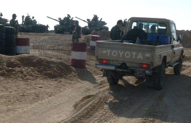 توضيح من وزارة الدفاع حول اصابة شاب بطلق نارى في المنطقة العازلة بتطاوين
