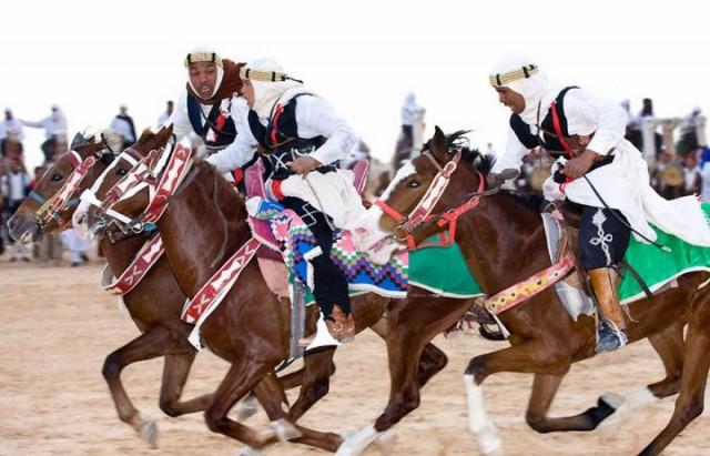 tourisme  cheval