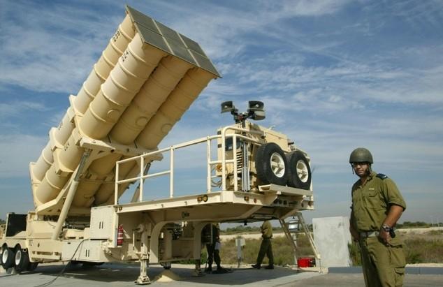 israel arme   missile