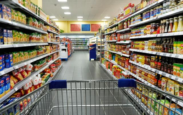 supermarche consomation  إستهلاك