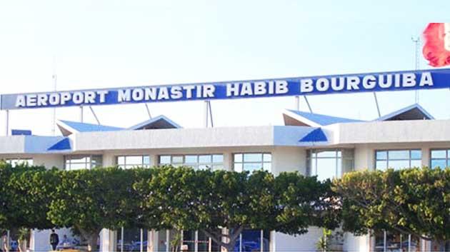 مطار-المنستير