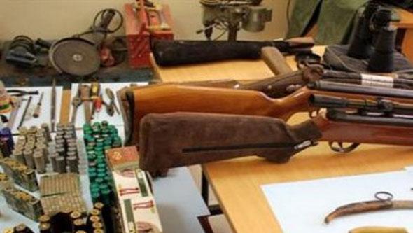 atelier arme أسلحة fusee  بندقية