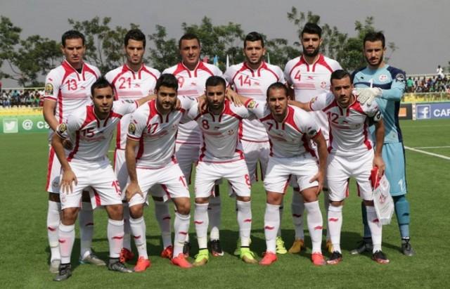 equipe tunisie chan 2016