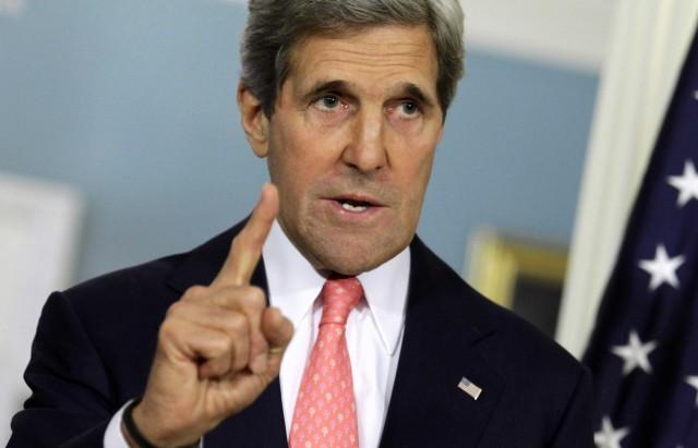 قال وزير خارجية الولايات المتحدة جون كيري إن محادثات السلام الخاصة بسوريا لابد أن تبدأ في موعدها المحدد يوم الاثنين.