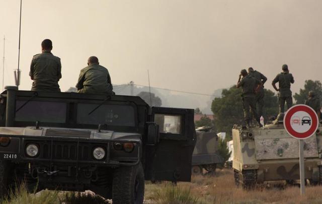 army armée جيش تونس