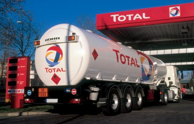 camion essence