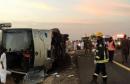 saoudie accident حادث حجاج