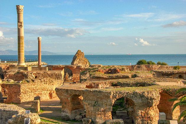 تونس قطب سياحي ثقافي