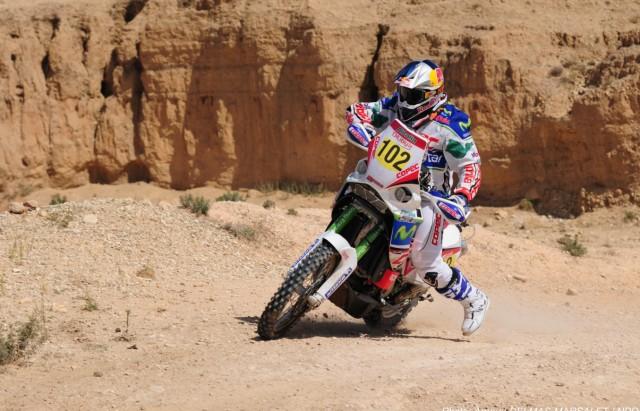 2011 TUNISIE Moto 102