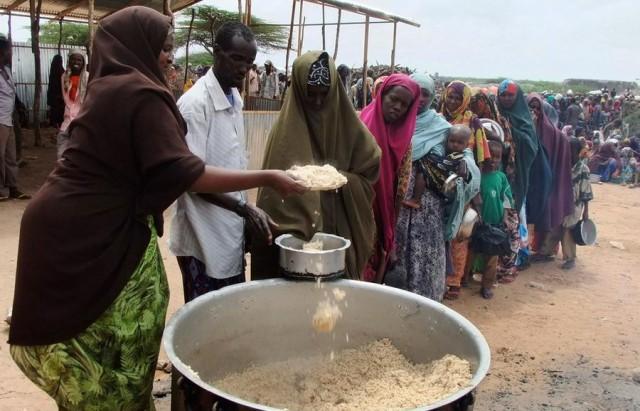 مجاعة  famine