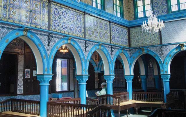 synagogue-ghriba  الغريبة