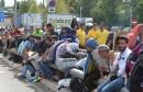 APTOPIX Austria Migrants