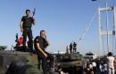 عسكريون أتراك يطلبون اللجوء في اليونان