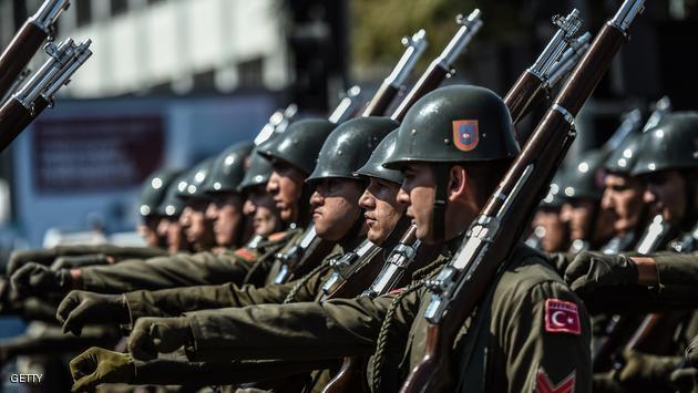 جيش تركي