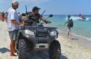 شرطة تونس سوسة أمن POLICE tunisienne plage