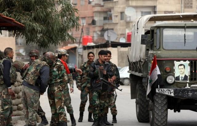 syrie armee  جيش سوريا