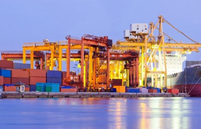 exportations bateau commerce import export  تجارة تصدير