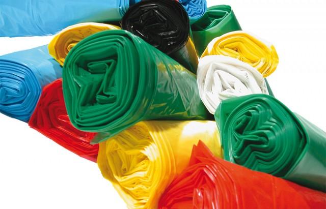 sacs plastic