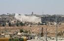 موسكو ترفض دعوات واشنطن الى ضبط النفس في سوريا