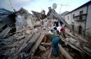 زلزال قوي ضرب وسط إيطاليا