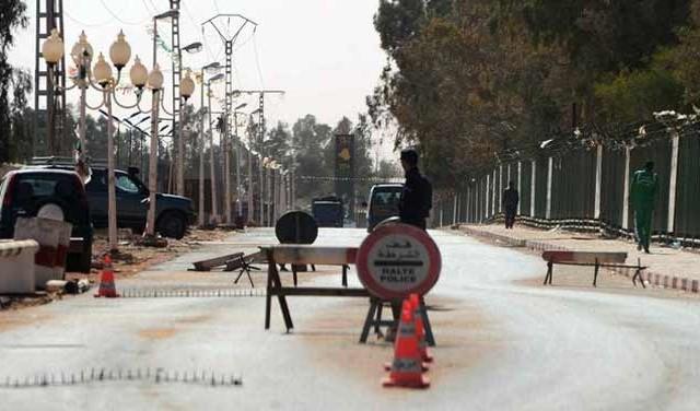 algerie frontiere  sakiet sidi youssef  حدود جزائر ساقية سيدي يوسف