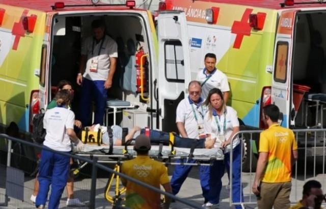 ambulance Brazil