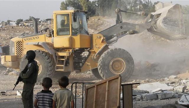 إسرائيل  israel demolition palestine فلسطين