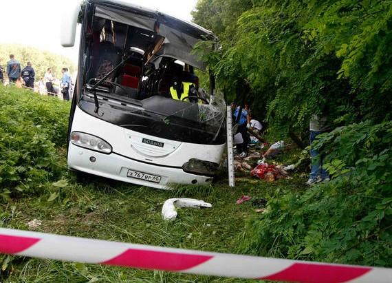 accident bus